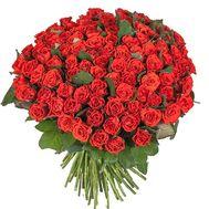 101 роза Эль Торо - цветы и букеты на roza.od.ua