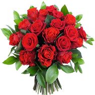 17 roses El Toro - flowers and bouquets on roza.od.ua