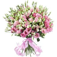 Large bouquet of natural flowers - flowers and bouquets on roza.od.ua