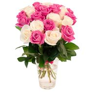 Букет из 25 роз - цветы и букеты на roza.od.ua