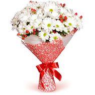 Ромашковое утро - цветы и букеты на roza.od.ua