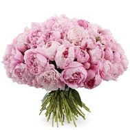 """Luxurious Bouquet of Peonies"" in the online flower shop roza.od.ua"