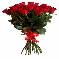 15 import roses - flowers and bouquets on roza.od.ua