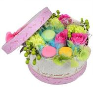 Flowers with Makarun - flowers and bouquets on roza.od.ua