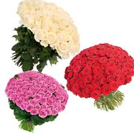 """Week of roses №3"" in the online flower shop roza.od.ua"