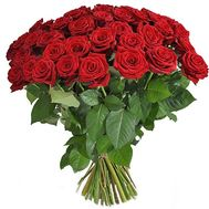 71 red rose - flowers and bouquets on roza.od.ua