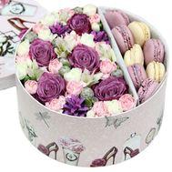 Любовь в Провансе - цветы и букеты на roza.od.ua