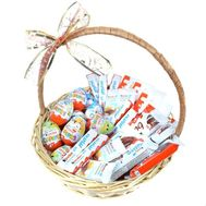 """Kinder Gift Basket"" in the online flower shop roza.od.ua"
