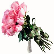 11 import roses - flowers and bouquets on roza.od.ua