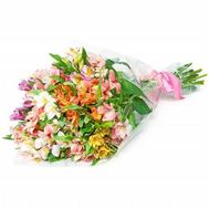 """15 alstromeries"" in the online flower shop roza.od.ua"