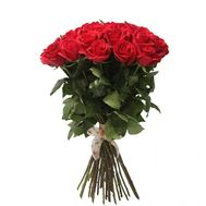 25 import roses - flowers and bouquets on roza.od.ua