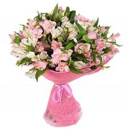 """27 alstromeries"" in the online flower shop roza.od.ua"
