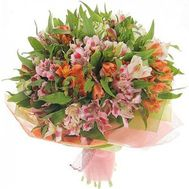 """29 alstroemerias"" in the online flower shop roza.od.ua"