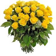 Buy yellow roses - flowers and bouquets on roza.od.ua