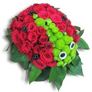 """Ladybird of flowers"" in the online flower shop roza.od.ua"