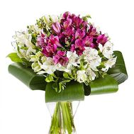 """Bouquet of 17 alstromeries"" in the online flower shop roza.od.ua"