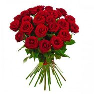 Bouquet of red roses OD 018 - flowers and bouquets on roza.od.ua