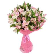 """Bouquet of 23 alstromeries"" in the online flower shop roza.od.ua"