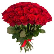 Bouquet of red roses OD 023 - flowers and bouquets on roza.od.ua