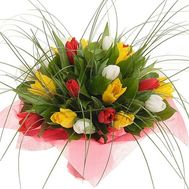 """Bouquet of Tulips"" in the online flower shop roza.od.ua"
