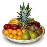 """Fruit basket 4-5 kg"" in the online flower shop roza.od.ua"