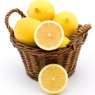 """Lemons 2 kg"" in the online flower shop roza.od.ua"