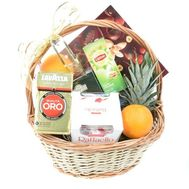 Gift Basket of Goodies - flowers and bouquets on roza.od.ua