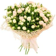 """19 cluster roses"" in the online flower shop roza.od.ua"