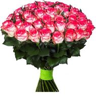 51 roses - flowers and bouquets on roza.od.ua