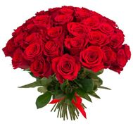 Bouquet of 55 roses - flowers and bouquets on roza.od.ua
