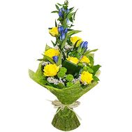 Business bouquet - flowers and bouquets on roza.od.ua
