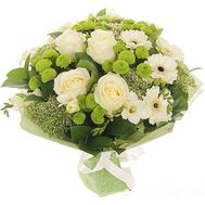 """A bouquet of flowers for my mother"" in the online flower shop roza.od.ua"