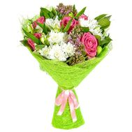 Bouquet of flowers - flowers and bouquets on roza.od.ua