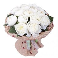 Bouquet of peonies in Odessa - flowers and bouquets on roza.od.ua