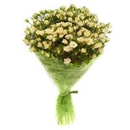 """Bouquet of 21 rose-spray"" in the online flower shop roza.od.ua"