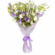 """Bouquet of 25 eustom"" in the online flower shop roza.od.ua"