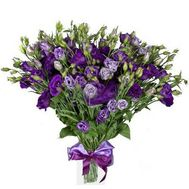 """Bouquet of 35 eustom"" in the online flower shop roza.od.ua"