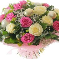 Bouquet for the New Year - flowers and bouquets on roza.od.ua