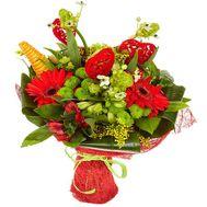 Букет на Валентина - цветы и букеты на roza.od.ua