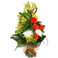 Bouquet to the man - flowers and bouquets on roza.od.ua