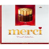 """Sweets Merci Finest Selection"" in the online flower shop roza.od.ua"