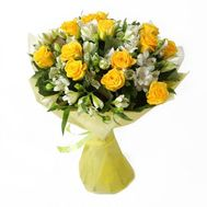Beautiful bouquet of flowers - flowers and bouquets on roza.od.ua