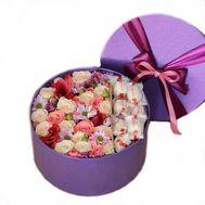 Нежные объятия - цветы и букеты на roza.od.ua