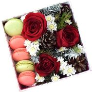 New Year Sweets - flowers and bouquets on roza.od.ua