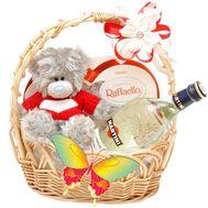 Подарок на 14 февраля - цветы и букеты на roza.od.ua