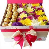 Sweet gift - flowers and bouquets on roza.od.ua