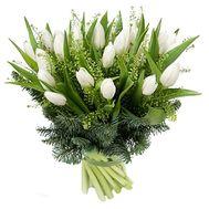 Тюльпани на Новий рік - цветы и букеты на roza.od.ua