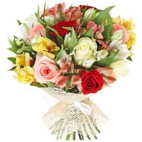 Как выбрать букет на День рождения - цветы и букеты на roza.od.ua
