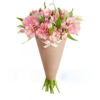 Маленький букет цветов - цветы и букеты на roza.od.ua