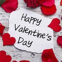 С Днем Святого Валентина - цветы и букеты на roza.od.ua